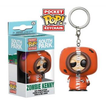 POCKET POP! LLAVERO ZOMBIE KENNY. SOUTH PARK