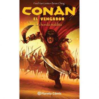 CONAN EL VENGADOR 02 LA...