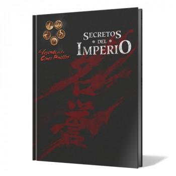 SECRETOS DEL IMPERIO - LA LEYENDA DE LOS CINCO ANILLOS (4ª EDICION)