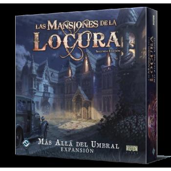 MAS ALLA DEL UMBRAL - EXPANSION LAS MANSIONES DE LA LOCURA (2ª EDICION)