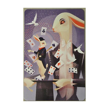 CARTA MAGIC BUNNY - DIXIT...
