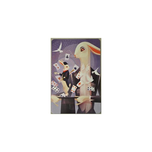 CARTA MAGIC BUNNY - DIXIT (PROMO)