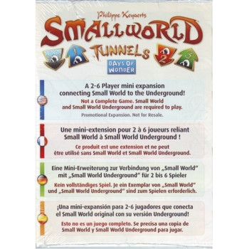 EXPANSION TUNELES - SMALLWORLD (PROMO)