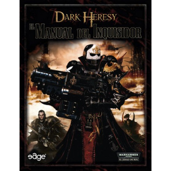 W40K DARK HERESY: EL MANUAL...