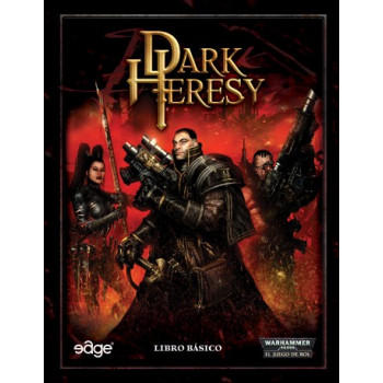 W40K DARK HERESY: MANUAL...