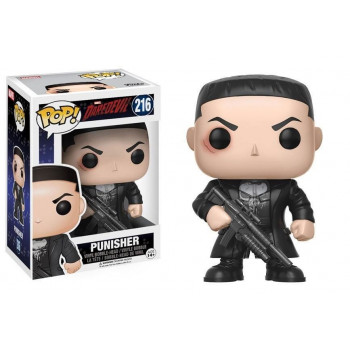 POP! 216 PUNISHER. DAREDEVIL