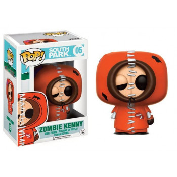POP! 05 ZOMBIE KENNY. SOUTH PARK