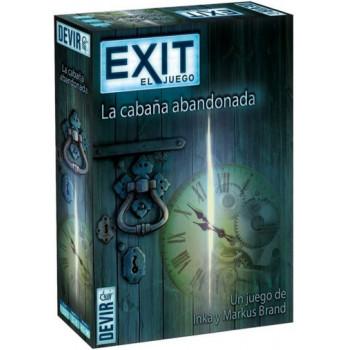 EXIT 1 - LA CABAÑA ABANDONADA