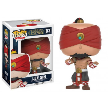 POP! 03 LEE SIN. LEAGUE OF LEGENDS