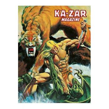 KA-ZAR MAGAZINE (MARVEL...