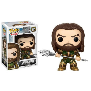FUNKO POP! 205 AQUAMAN....