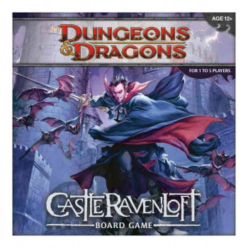 DUNGEONS & DRAGONS: CLASTLE RAVENLOFT (INGLES)