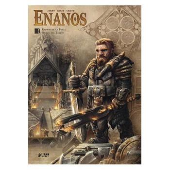 ENANOS 01. REDWIN DE LA FORJA/ORDON DEL TALION