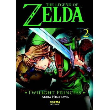 LEGEND OF ZELDA 02 TWILIGHT PRINCESS