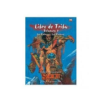 SLAINE - LIBRO DE TRIBU VOLUMEN 2 LOS FALIANOS - LOS FINIANOS