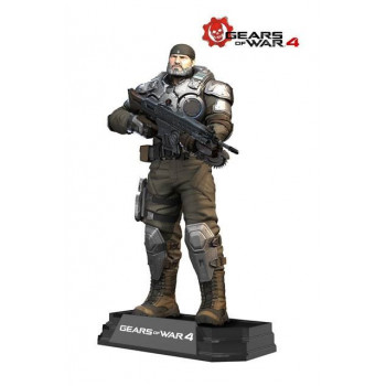 FIGURA MARCUS FENIX COLOR TOPS 18cm. GEAR OF WARS 4