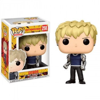 FUNKO POP! 258 GENOS. ONE...