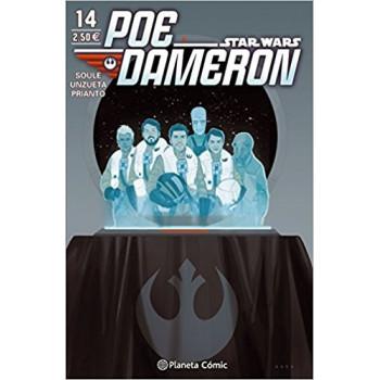 STAR WARS POE DAMERON 14