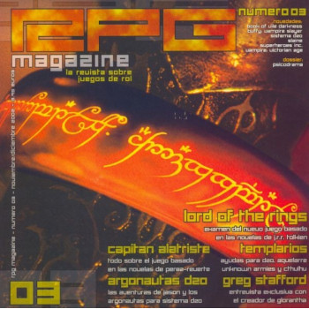 RPG MAGAZINE 3