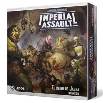 STAR WARS IMPERIAL ASSAULT: EL REINO DE JABBA