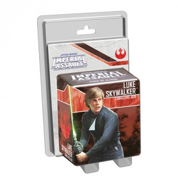 STAR WARS IMPERIAL ASSAULT: LUKE SKYWALKER - CABALLERO JEDI