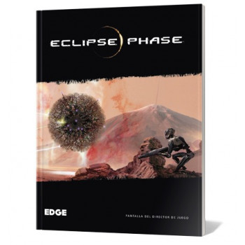 ECLIPSE PHASE PANTALLA DIRECTOR JUEGO