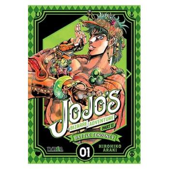JOJO'S BIZARRE ADVENTURE PARTE 02: BATTLE TENDENCY 01