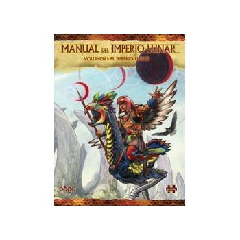 MANUAL DEL IMPERIO LUNAR VOLUMEN 1, HEROQUEST