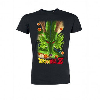 CAMISETA TALLA L. SHENRON. DRAGON BALL Z