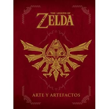 THE LEGEND OF ZELDA ARTE Y...