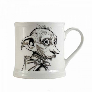 TAZA DOBBY VINTAGE. HARRY POTTER
