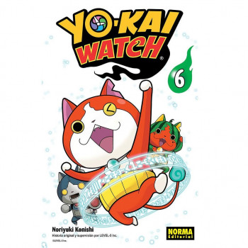 YO KAI WATCH 06