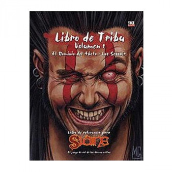 LIBRO DE TRIBU VOL 1 EL...