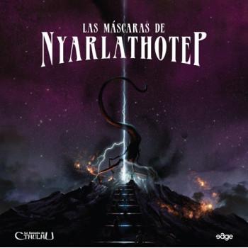 LA LLAMADA DE CTHULHU - LAS MASCARAS DE NYARLATHOTEP