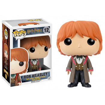 POP! 12 RON WEASLEY TRAJE HARRY POTTER