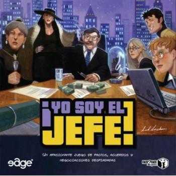 ¡YO SOY EL JEFE!