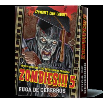 ZOMBIES!!! 5 - FUGA DE...
