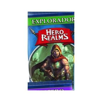 HERO REALMS - SOBRE DE PERSONAJE: EXPLORADOR