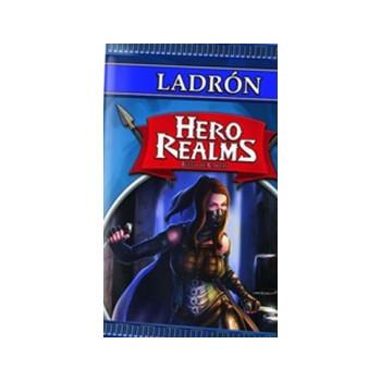 HERO REALMS - SOBRE DE PERSONAJE: LADRON