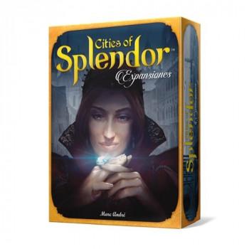 CITIES OF SPLENDOR -...
