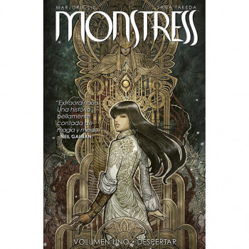 MONSTRESS 01. DESPERTAR