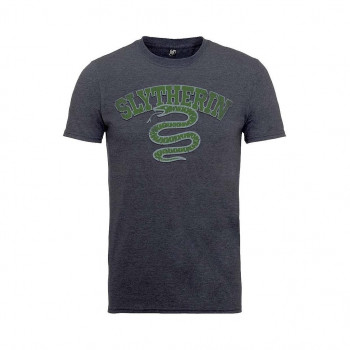 CAMISETA TALLA M. SIMBOLO SLYTHERIN. HARRY POTTER
