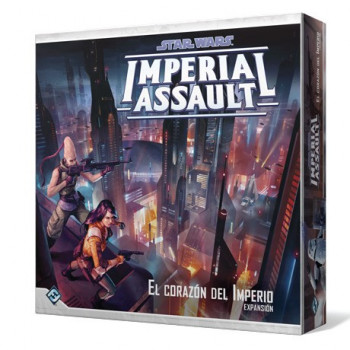 STAR WARS IMPERIAL ASSAULT: EL CORAZON DEL IMPERIO