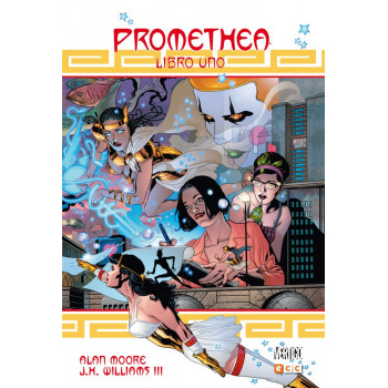 PROMETHEA LIBRO 1 (DE 3)
