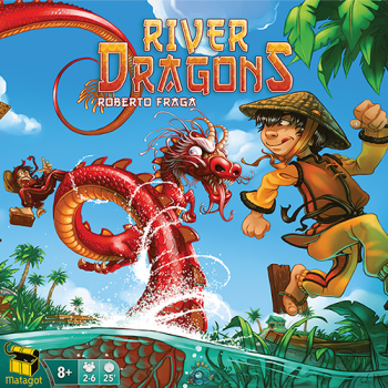 RIVER DRAGONS (NUEVA EDICION)