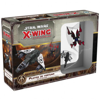 X-WING: PILOTOS DE FORTUNA...