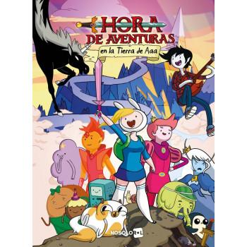 HORA DE AVENTURAS - EN LA TIERRA DE AAA