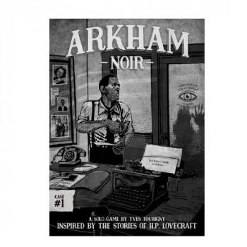 ARKHAM NOIR 01 - LOS...