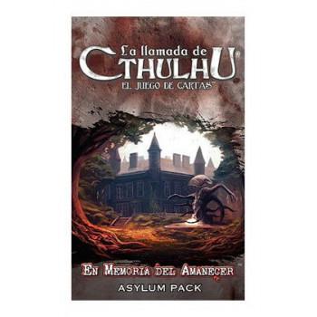 LA LLAMADA DE CTHULHU LCG - EN MEMORIA DEL AMANECER - ASYLUM PACK 2