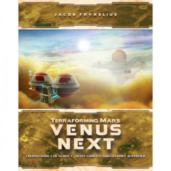 VENUS NEXT - TERRAFORMING MARS